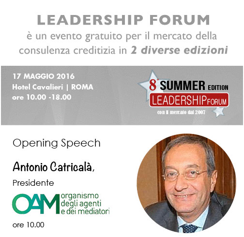 Leadership Forum 2016