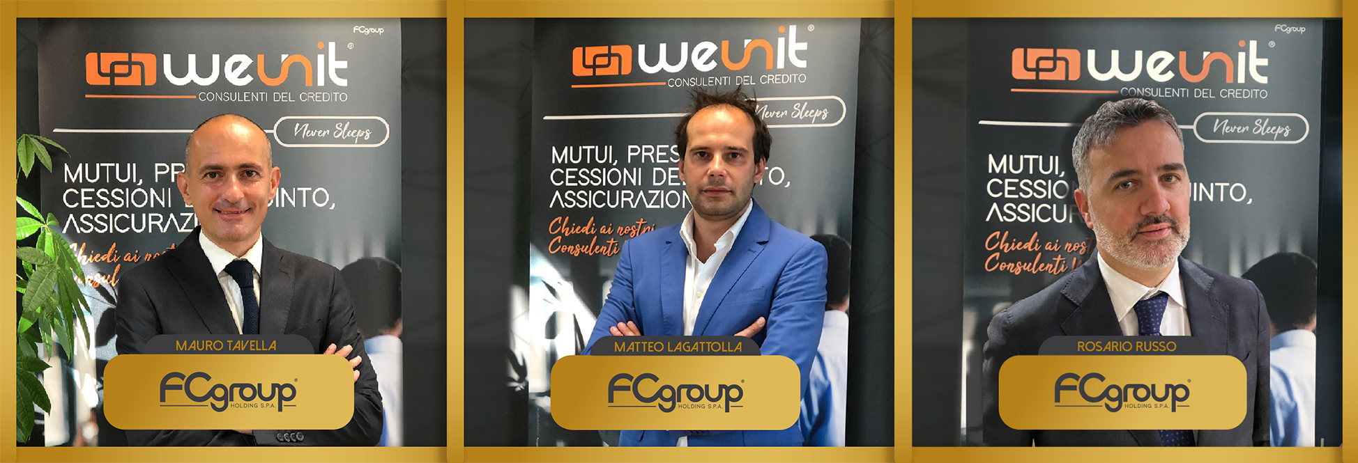 Nuovi manager weunit